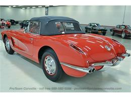 Picture of Classic '59 Chevrolet Corvette located in Napoleon Ohio Offered by Proteam Corvette Sales - HY1K