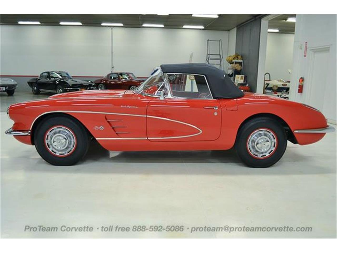 Large Picture of Classic '59 Corvette located in Napoleon Ohio - $129,000.00 Offered by Proteam Corvette Sales - HY1K