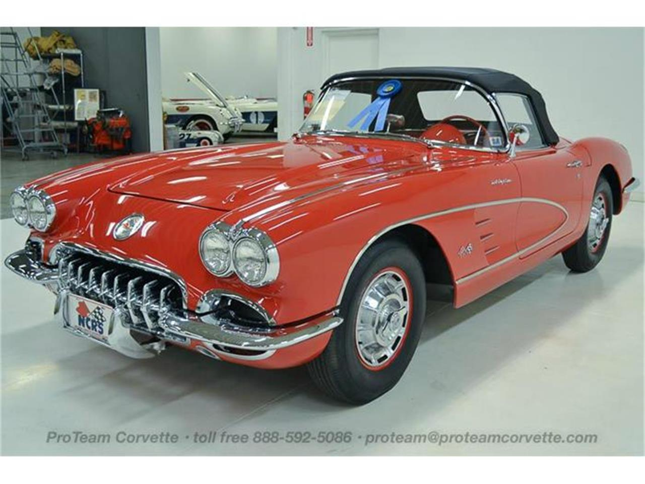 Large Picture of Classic '59 Chevrolet Corvette located in Napoleon Ohio - HY1K