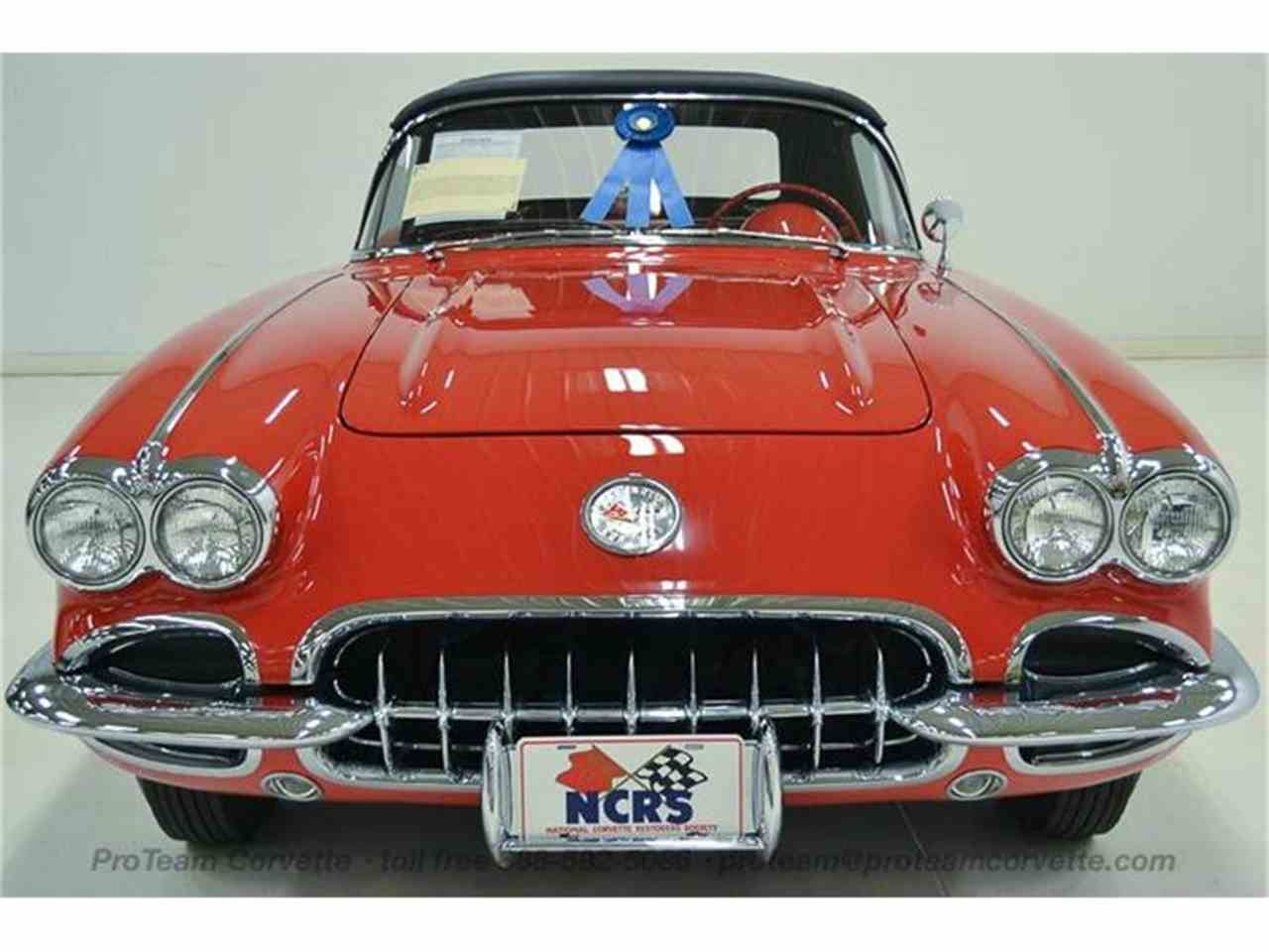 Large Picture of '59 Corvette - HY1K
