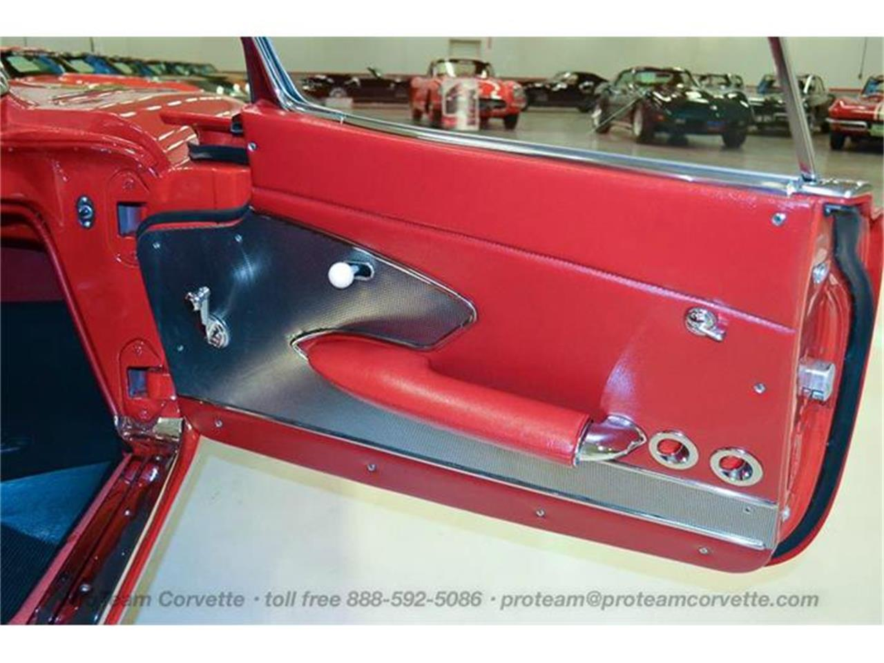 Large Picture of 1959 Chevrolet Corvette located in Napoleon Ohio - $129,000.00 Offered by Proteam Corvette Sales - HY1K