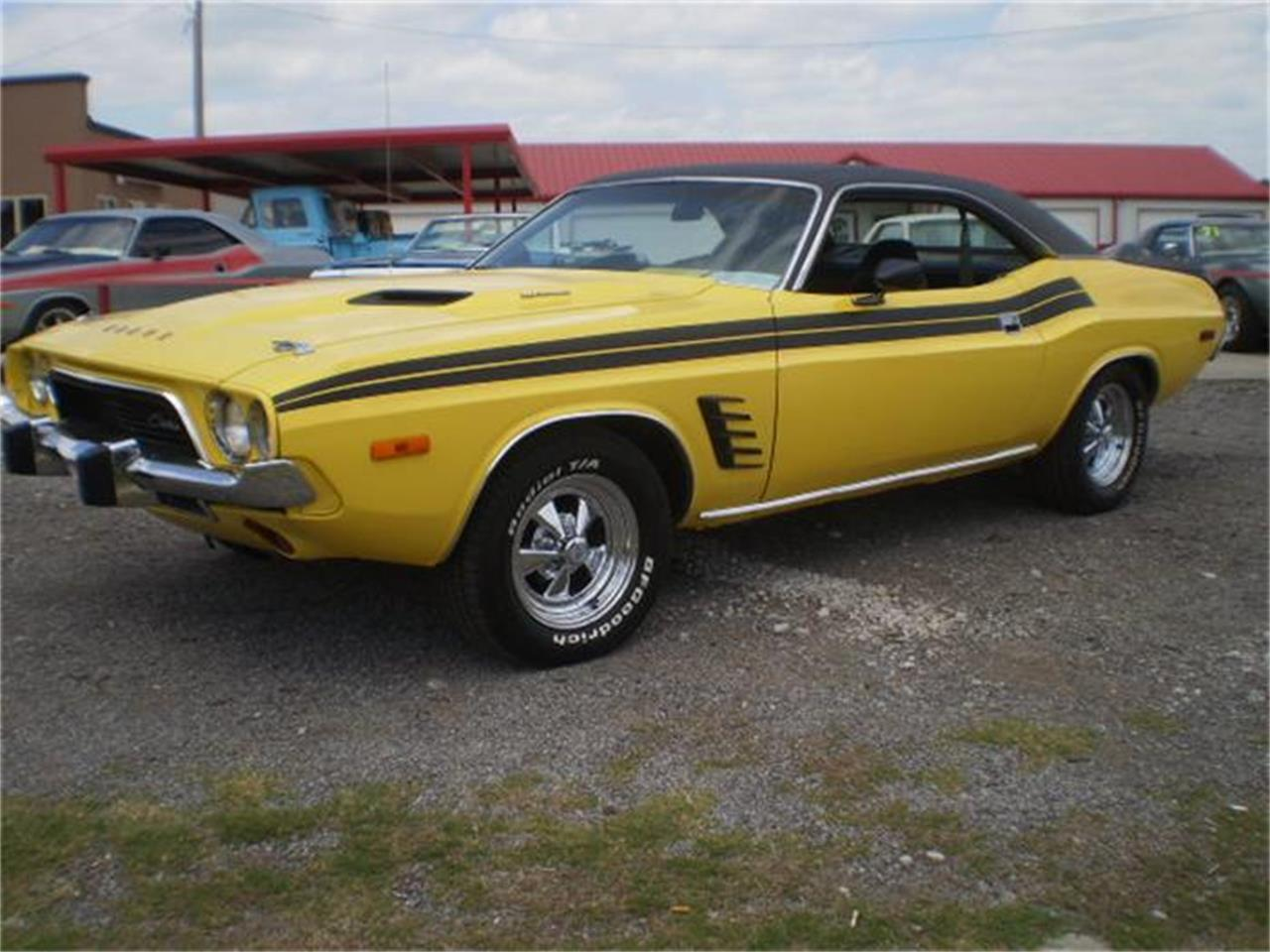 1973 Dodge Challenger R T For Sale Classiccars Com Cc 837436