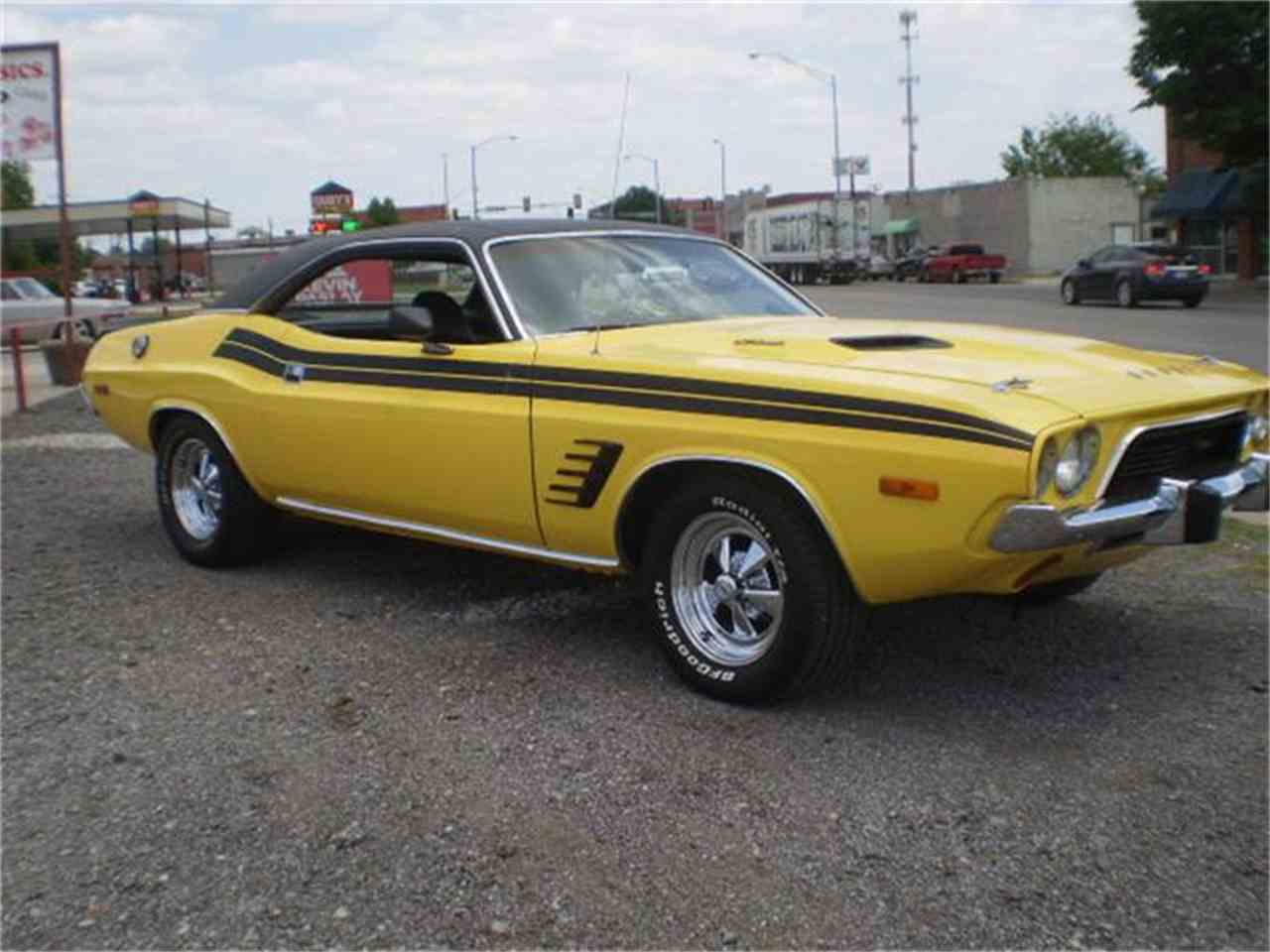 Large Picture of Classic '73 Challenger R/T located in Oklahoma - $22,500.00 - HY64