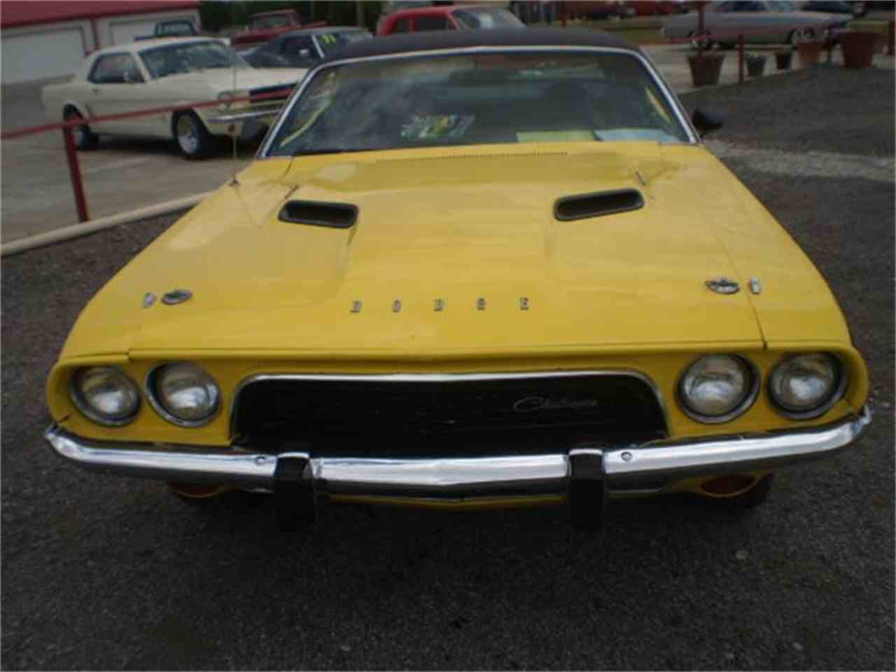 Large Picture of Classic '73 Challenger R/T located in Skiatook Oklahoma - $22,500.00 - HY64