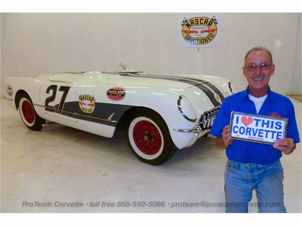 Large Picture of '53 Corvette - HY73