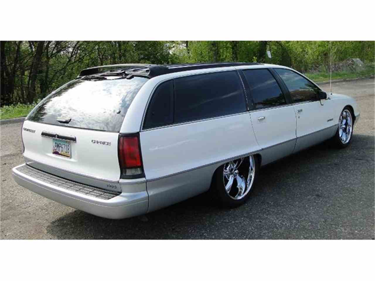 Large Picture of '91 Caprice - HY7D