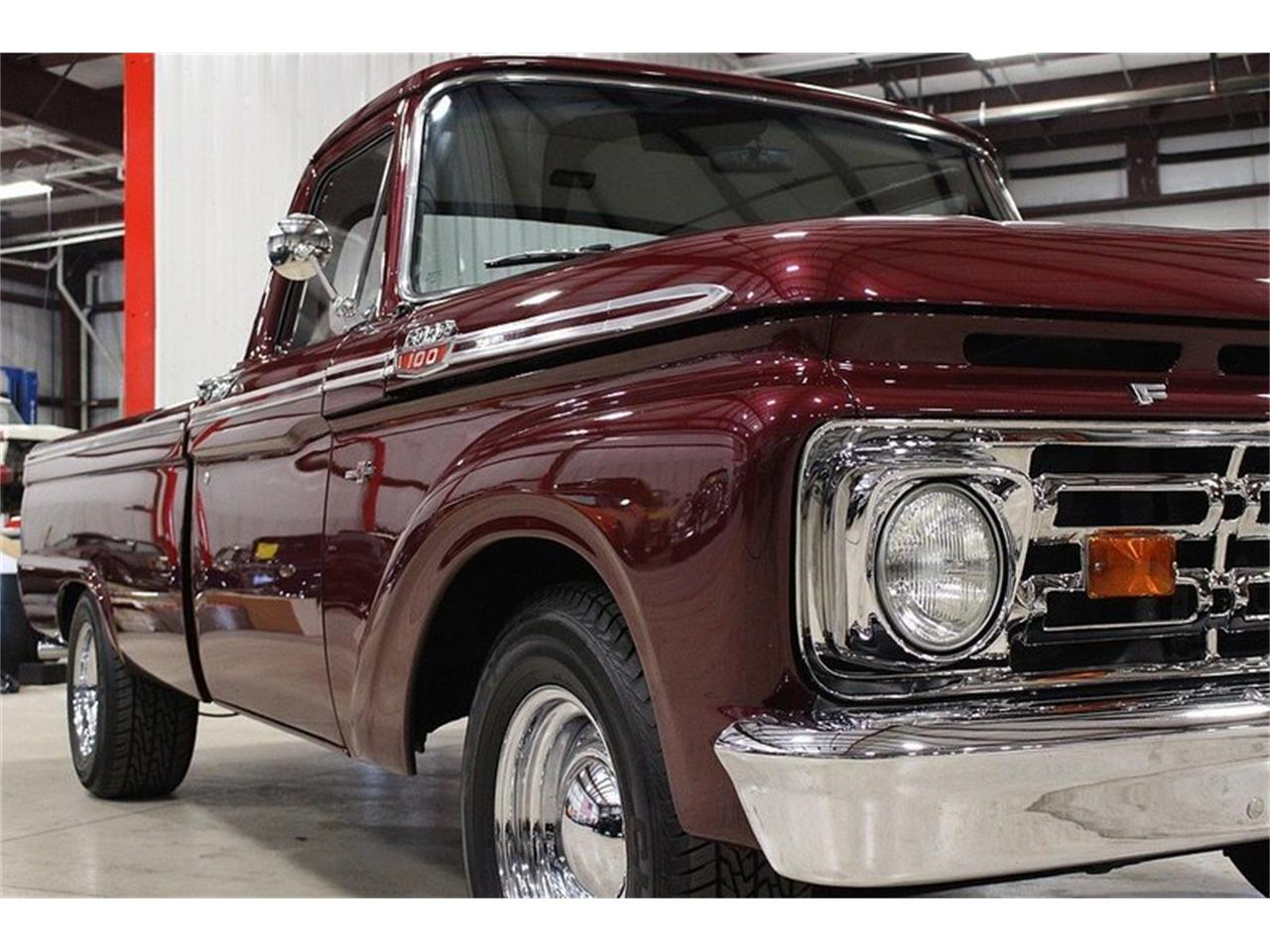 1964 Ford F100 For Sale Cc 837557 Ranger Large Picture Of Classic Located In Michigan 2590000 Offered By Gr Auto