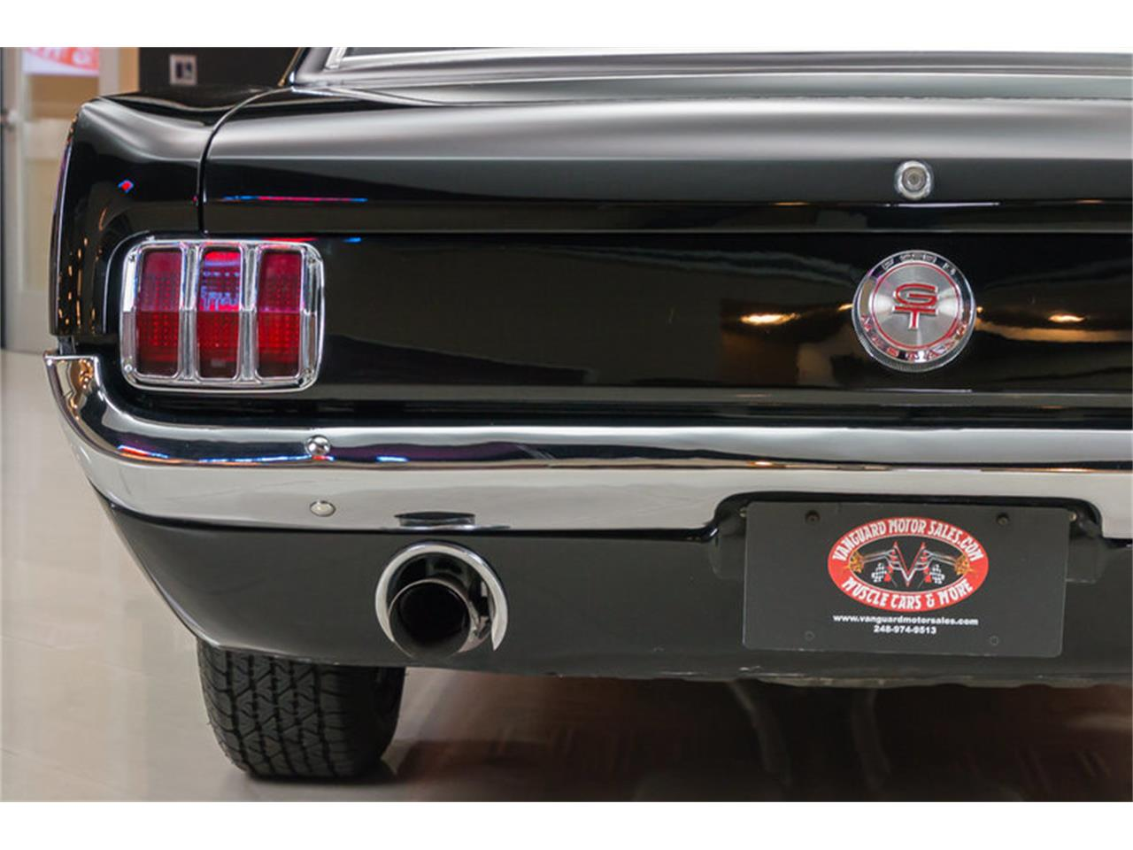 Large Picture of '66 Mustang - HYA4
