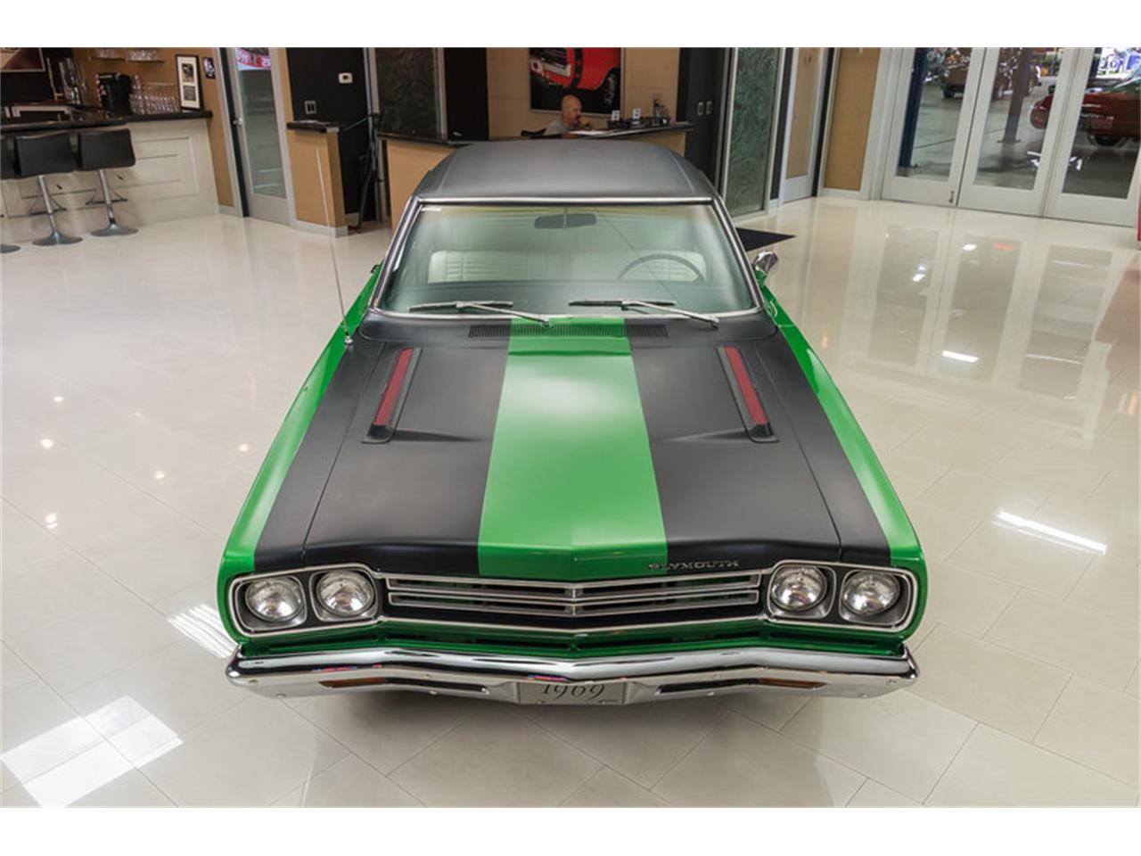 Large Picture of '69 Plymouth Road Runner located in Michigan - $79,900.00 Offered by Vanguard Motor Sales - HYAT