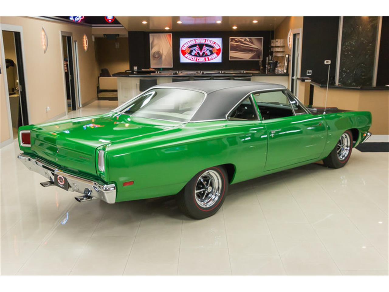 Large Picture of '69 Road Runner located in Plymouth Michigan - $79,900.00 Offered by Vanguard Motor Sales - HYAT