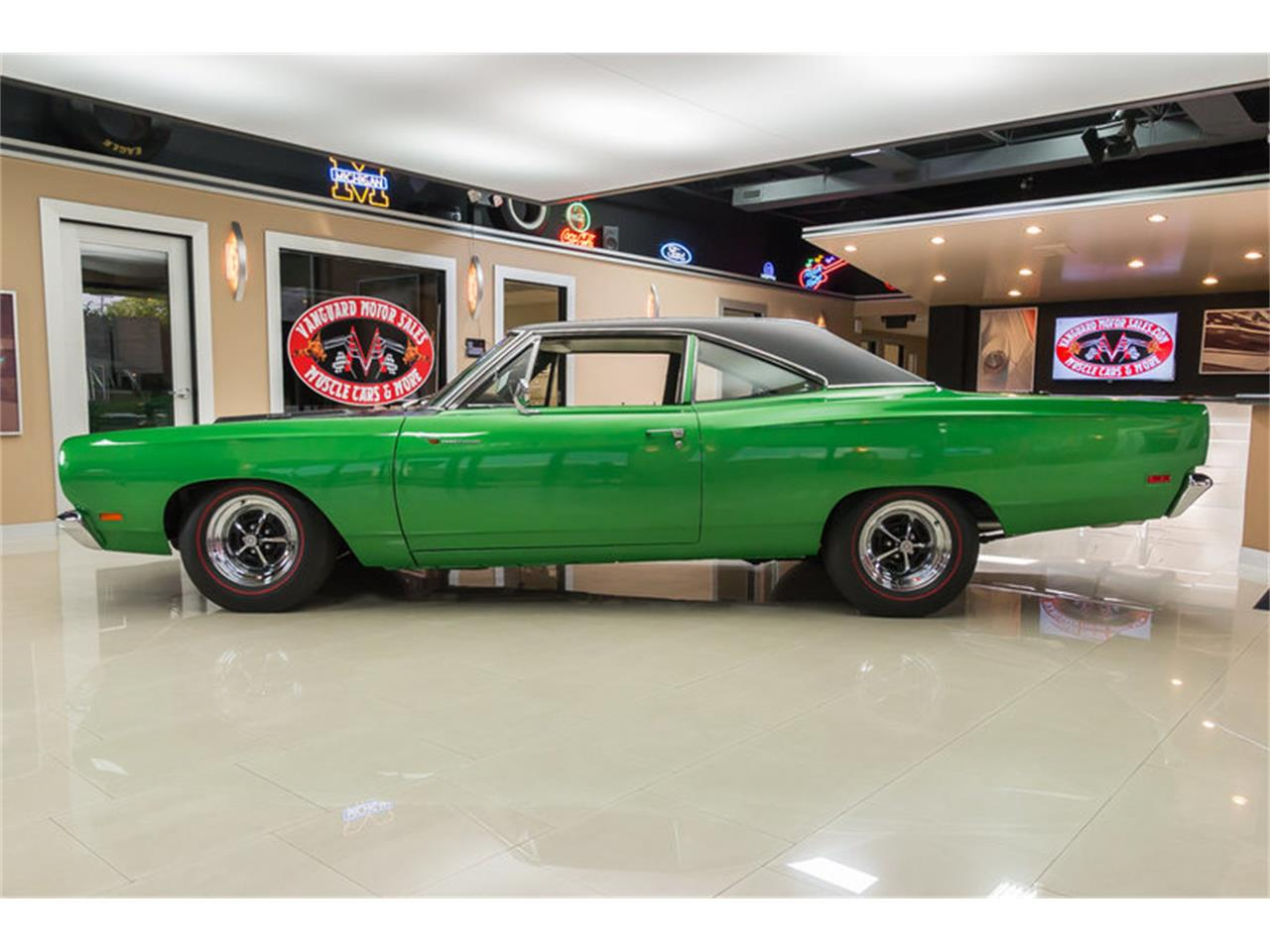 Large Picture of Classic 1969 Plymouth Road Runner located in Michigan - $79,900.00 - HYAT