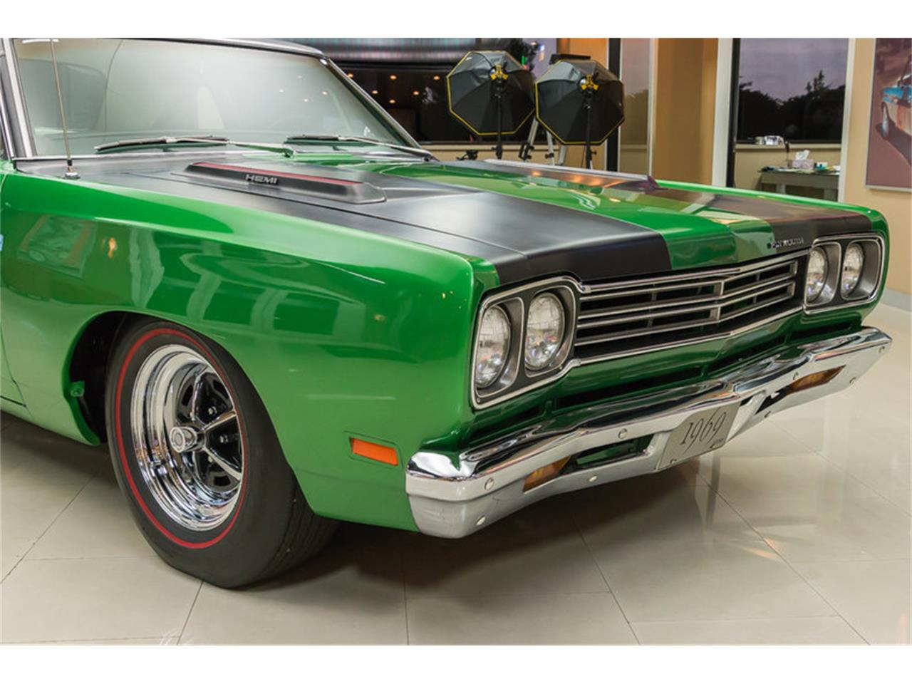 Large Picture of Classic '69 Plymouth Road Runner located in Michigan - $79,900.00 - HYAT