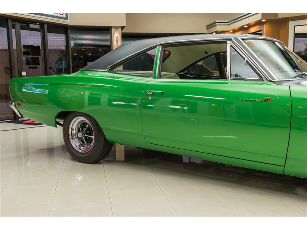Large Picture of Classic '69 Road Runner located in Michigan Offered by Vanguard Motor Sales - HYAT