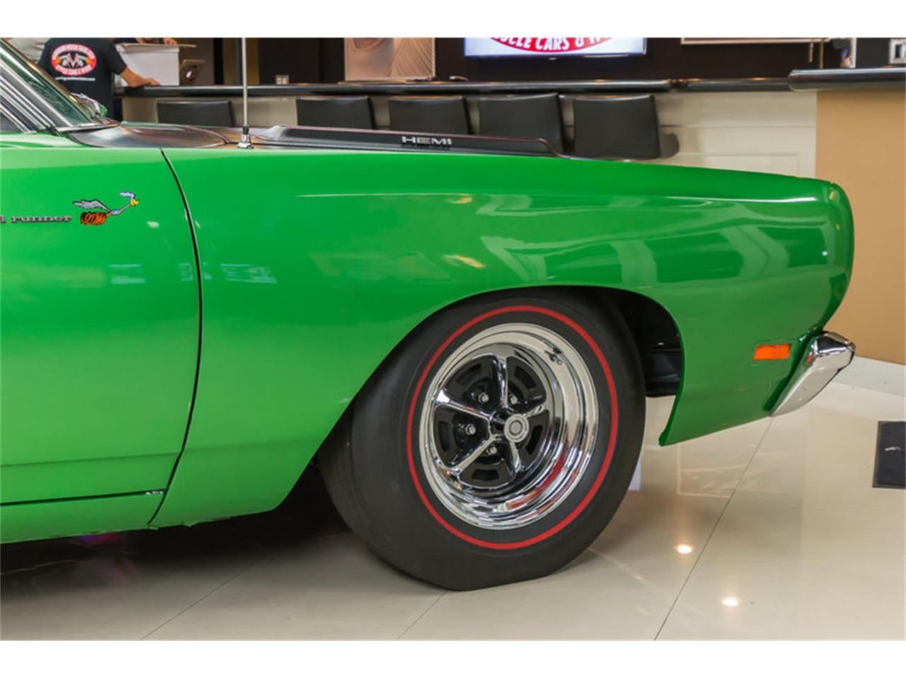 Large Picture of '69 Plymouth Road Runner - $79,900.00 Offered by Vanguard Motor Sales - HYAT