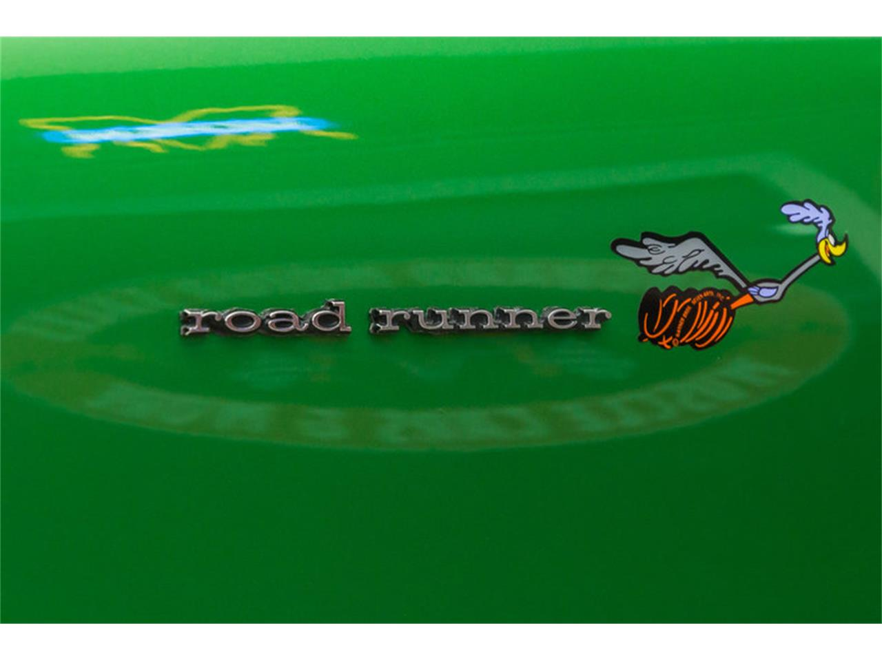 Large Picture of Classic 1969 Plymouth Road Runner located in Plymouth Michigan - $79,900.00 - HYAT