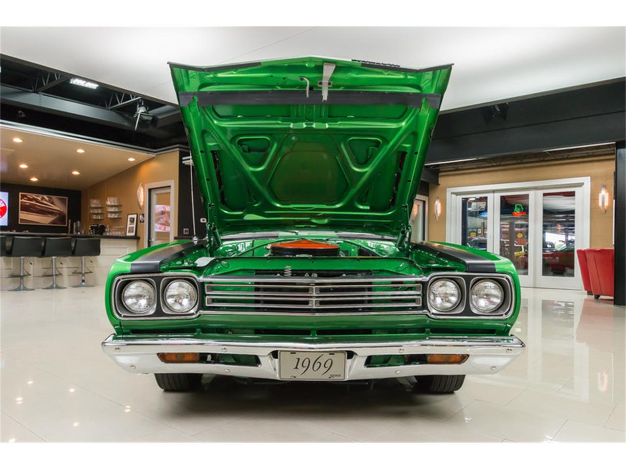 Large Picture of Classic '69 Plymouth Road Runner located in Plymouth Michigan - $79,900.00 - HYAT