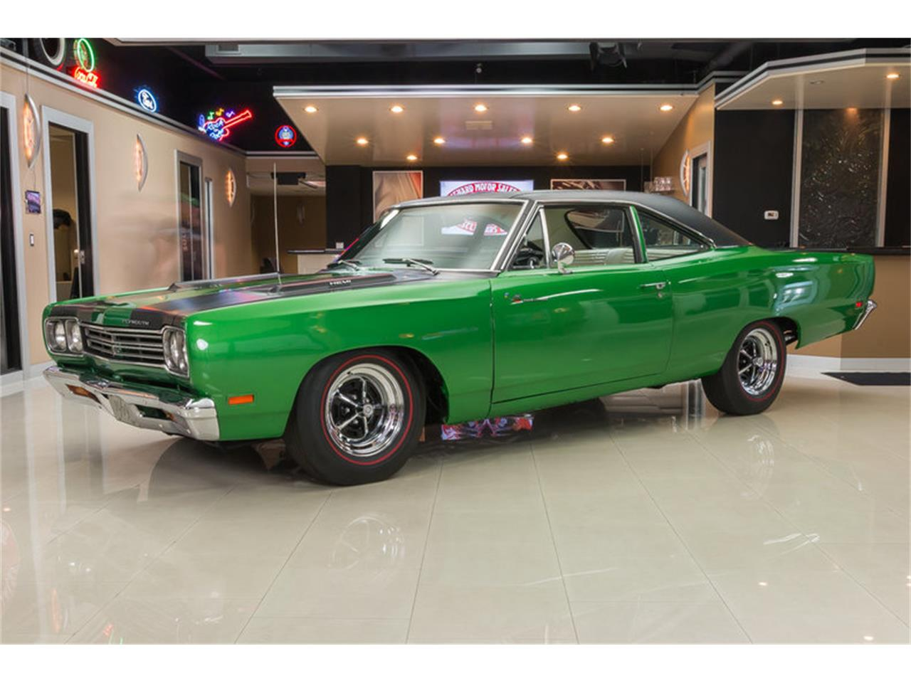 Large Picture of Classic '69 Plymouth Road Runner Offered by Vanguard Motor Sales - HYAT