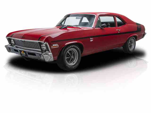 Picture of Classic 1970 Chevrolet Nova located in North Carolina - HYB6