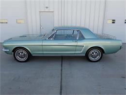 Picture of '65 Ford Mustang located in Conroe Texas - $29,900.00 Offered by Texas Trucks and Classics - HYFV
