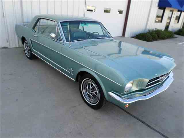 Picture of '65 Ford Mustang Offered by  - HYFV