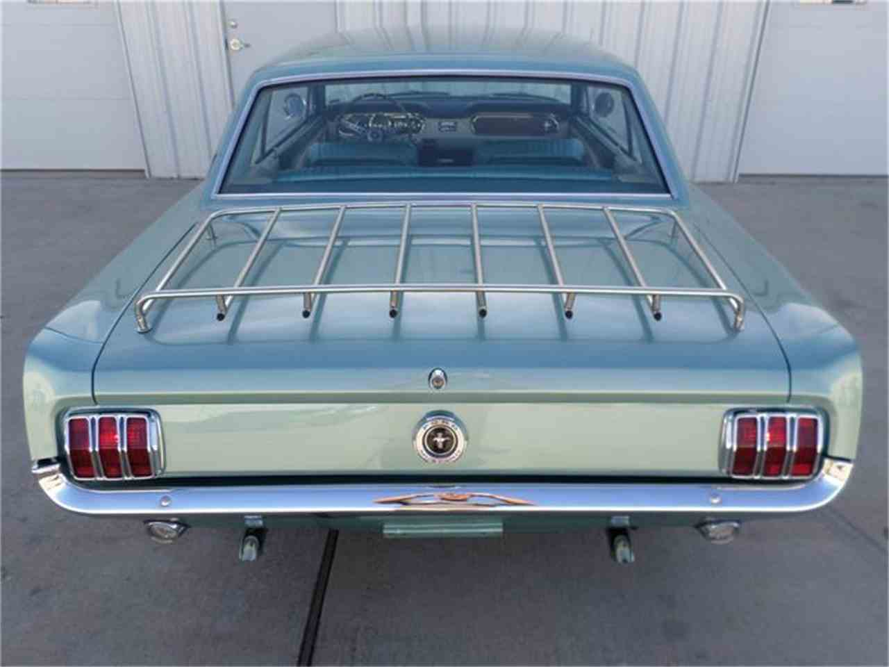 Large Picture of '65 Mustang - HYFV