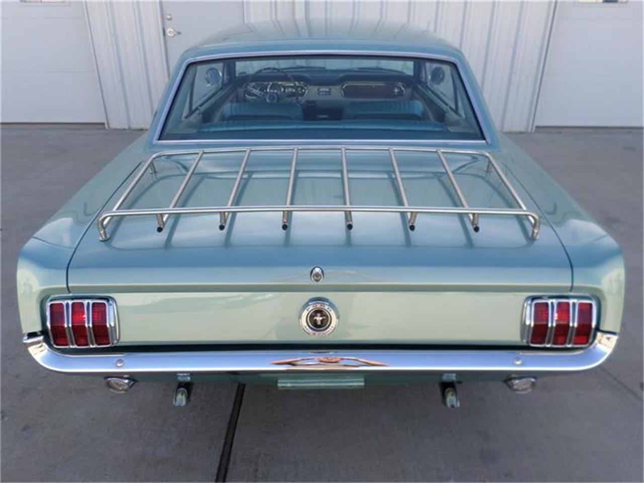 Large Picture of '65 Mustang located in Conroe Texas - $29,900.00 Offered by Texas Trucks and Classics - HYFV