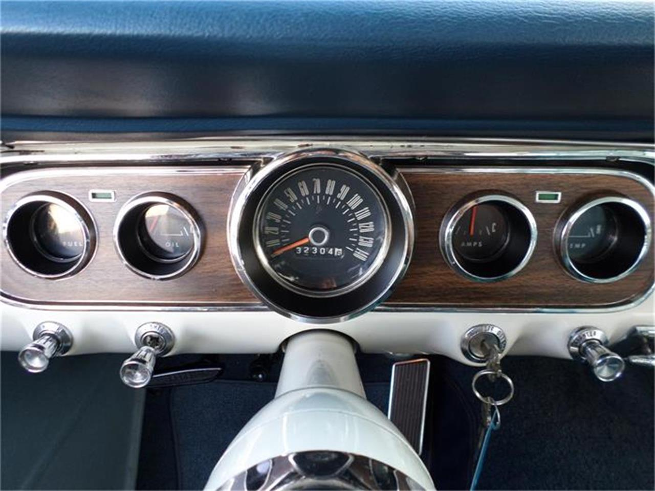 Large Picture of '65 Mustang - $29,900.00 Offered by Texas Trucks and Classics - HYFV