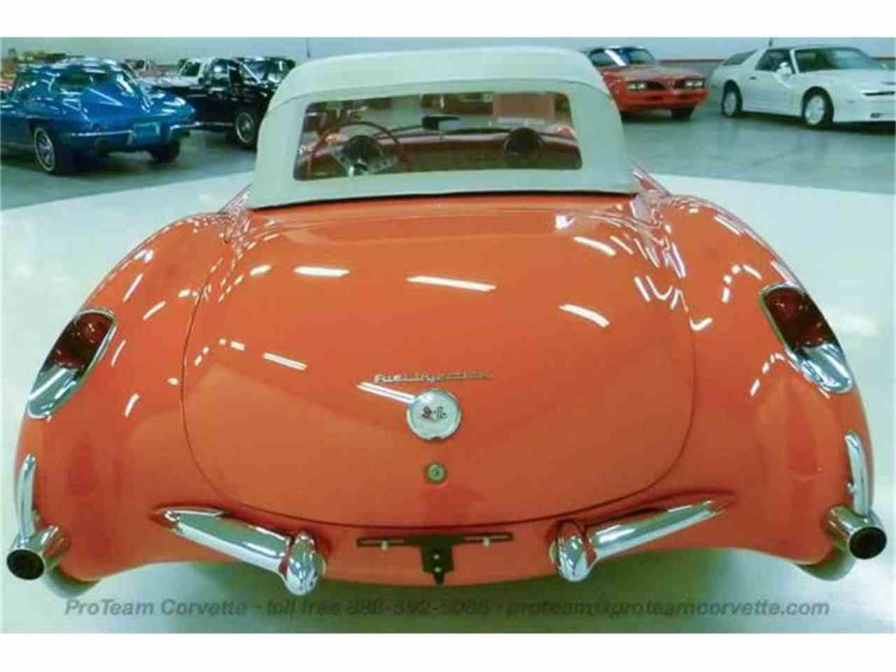Large Picture of '57 Corvette - HYNY