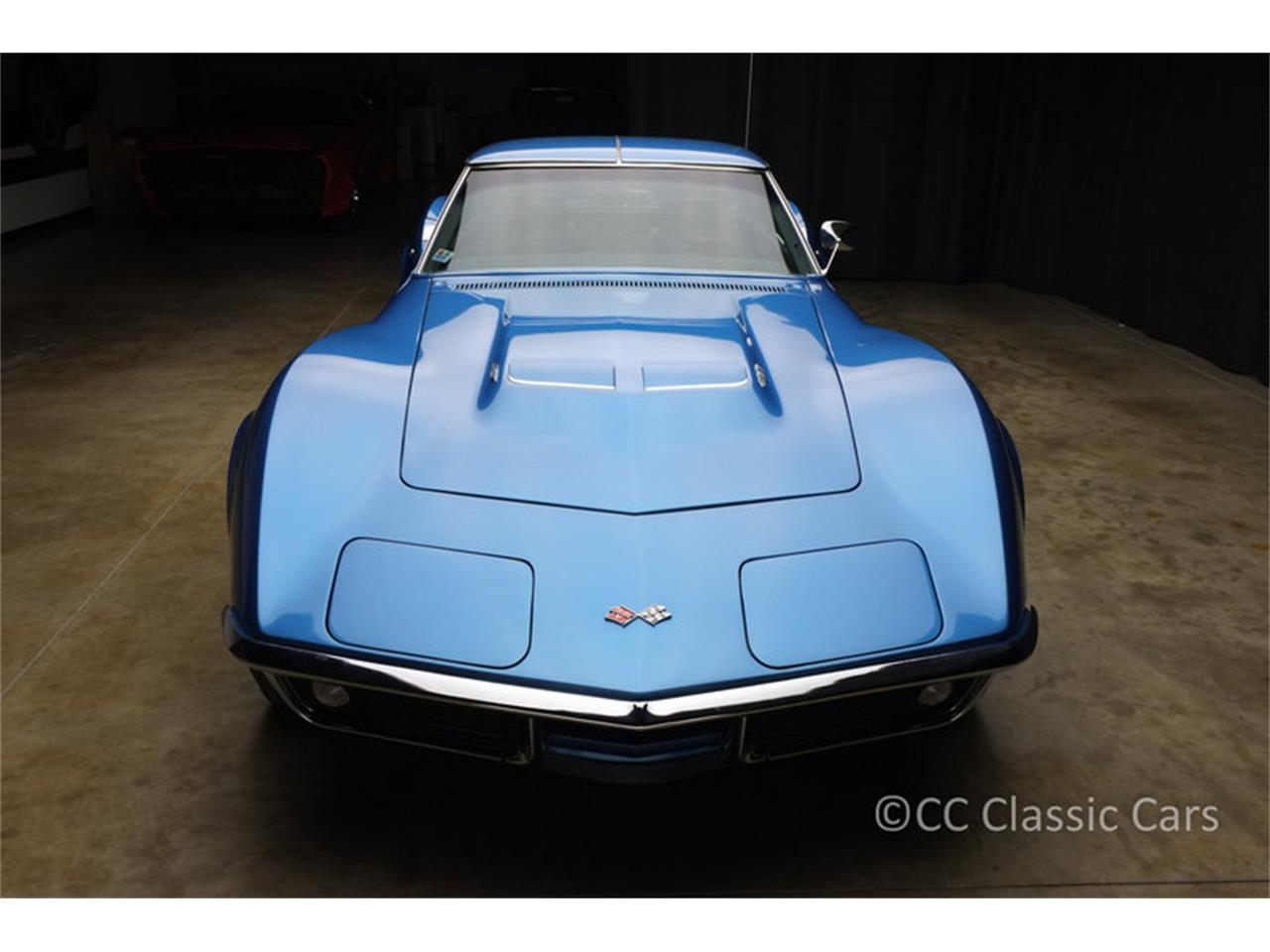 Large Picture of Classic 1969 Corvette located in West Chester Pennsylvania - HYYM