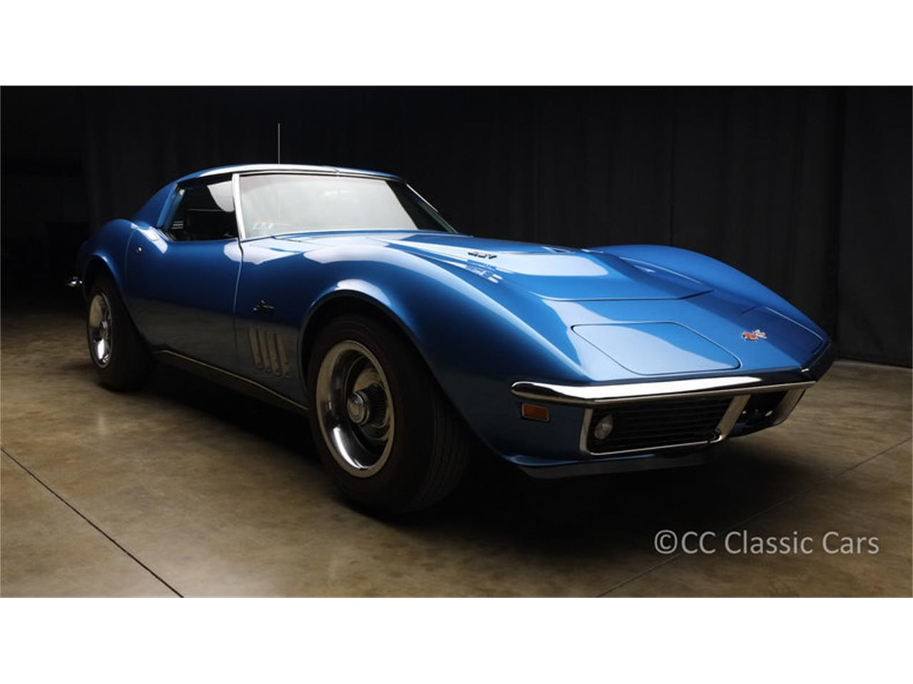 Large Picture of '69 Corvette located in Pennsylvania - HYYM