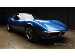 Picture of Classic 1969 Corvette Auction Vehicle Offered by CC Classic Cars - HYYM