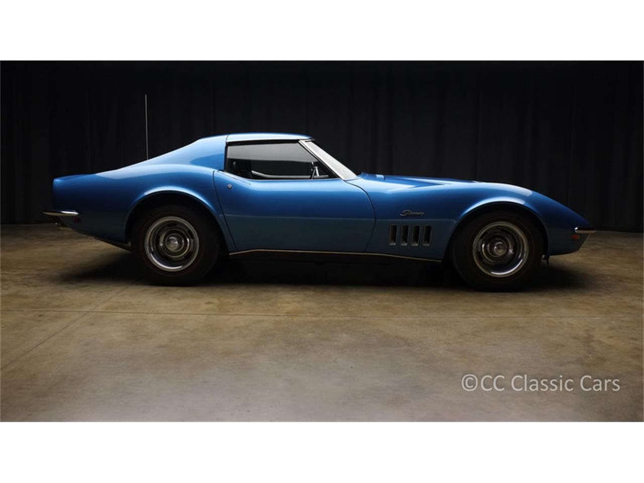 Large Picture of Classic '69 Corvette Offered by CC Classic Cars - HYYM