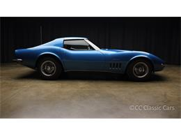Picture of Classic 1969 Corvette located in West Chester Pennsylvania Auction Vehicle Offered by CC Classic Cars - HYYM