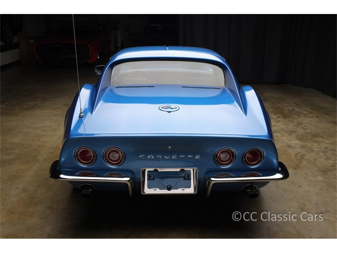 Large Picture of Classic 1969 Corvette Auction Vehicle Offered by CC Classic Cars - HYYM
