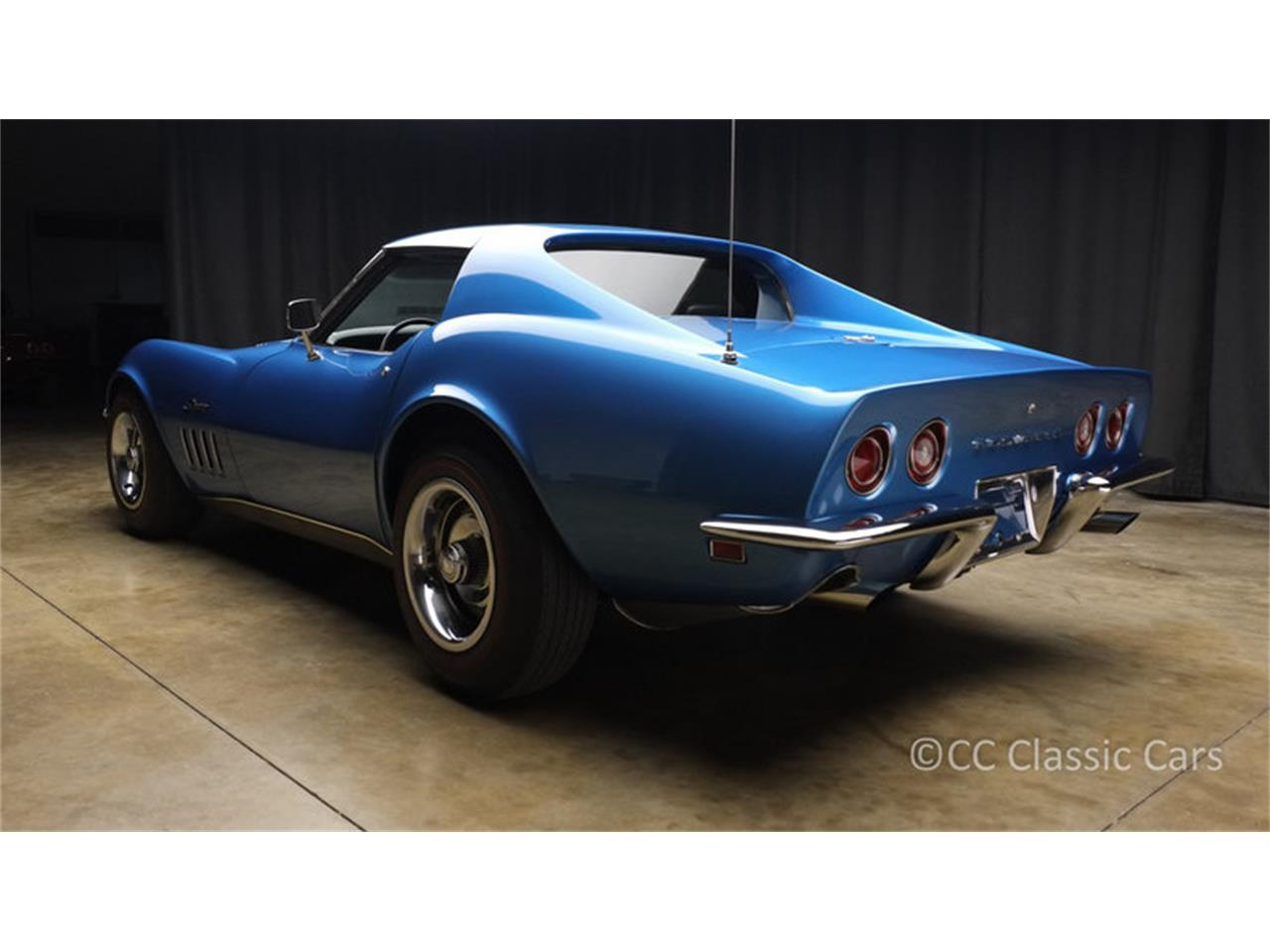 Large Picture of '69 Corvette located in West Chester Pennsylvania Auction Vehicle - HYYM
