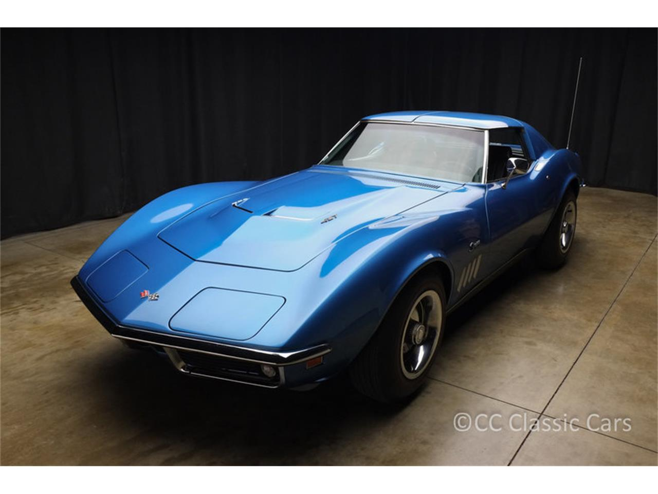 Large Picture of 1969 Corvette located in West Chester Pennsylvania Auction Vehicle - HYYM
