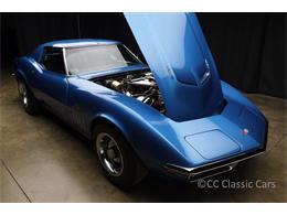 Picture of 1969 Corvette Auction Vehicle - HYYM