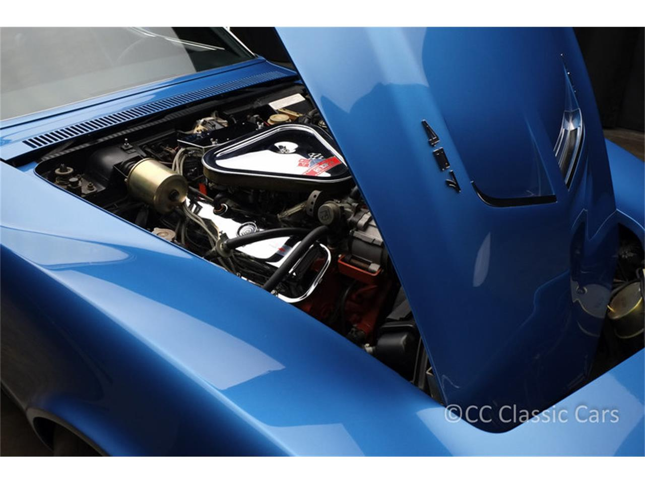 Large Picture of 1969 Corvette Auction Vehicle Offered by CC Classic Cars - HYYM