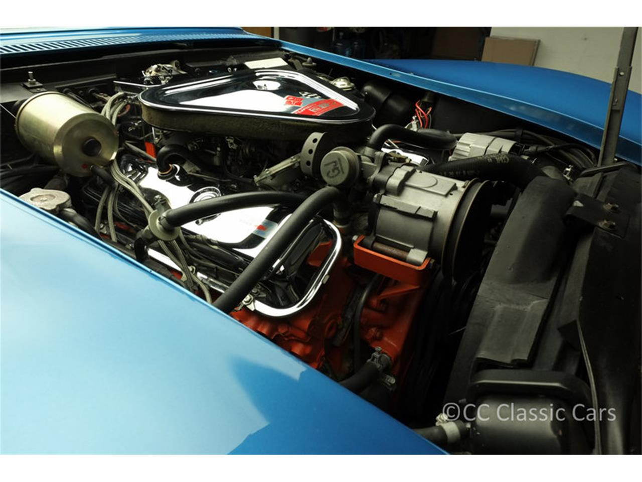 Large Picture of Classic 1969 Chevrolet Corvette located in Pennsylvania - HYYM