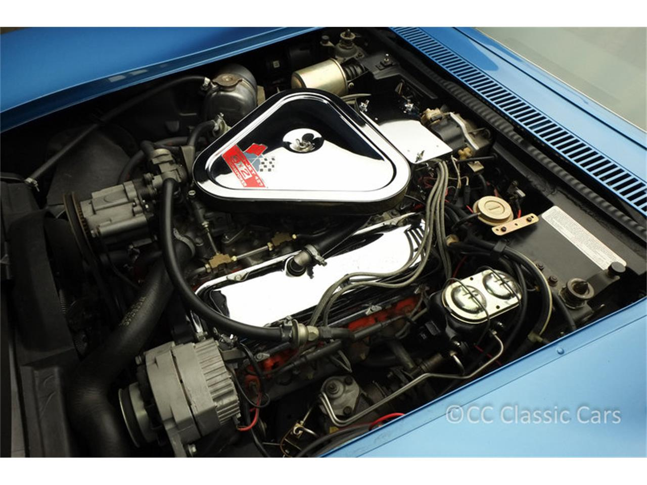 Large Picture of Classic 1969 Chevrolet Corvette located in Pennsylvania Auction Vehicle - HYYM