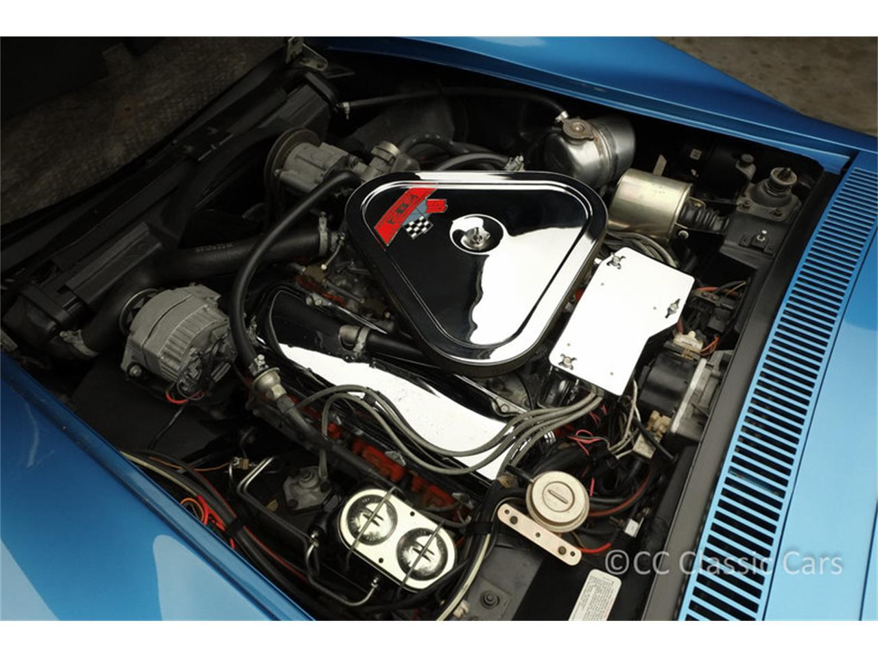 Large Picture of '69 Chevrolet Corvette located in West Chester Pennsylvania Offered by CC Classic Cars - HYYM