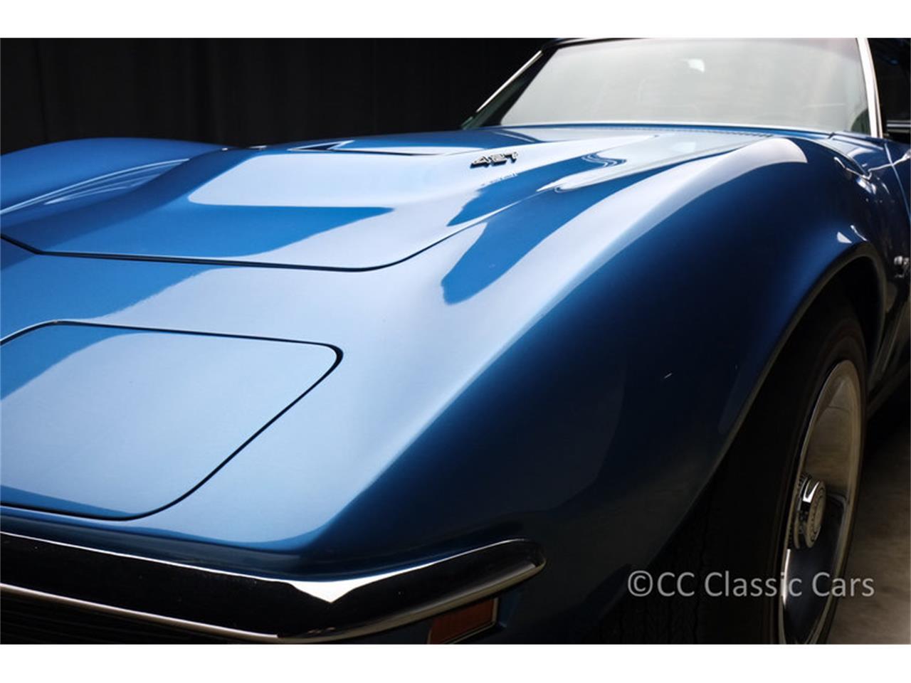 Large Picture of Classic '69 Corvette Auction Vehicle - HYYM