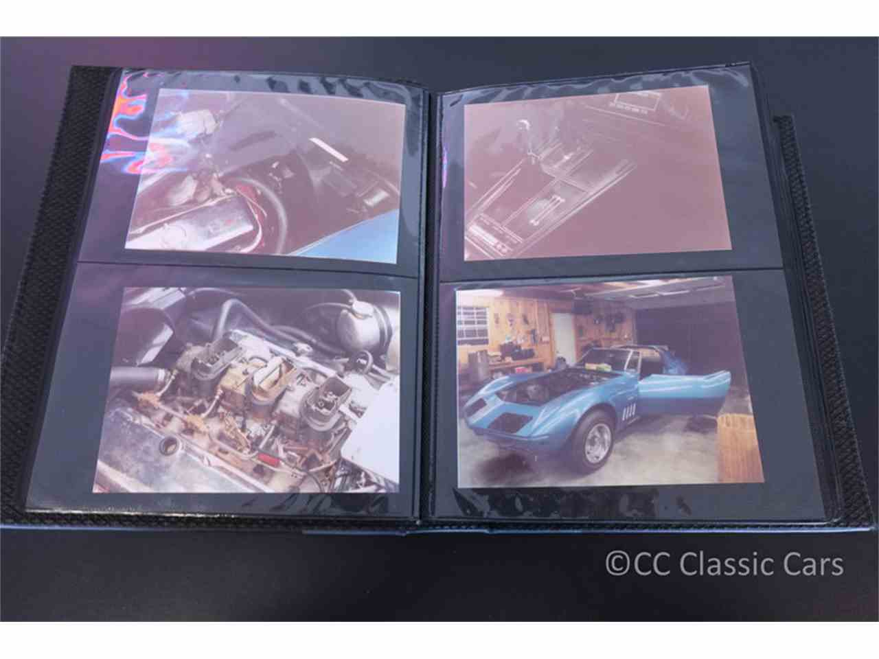 Large Picture of '69 Corvette - HYYM