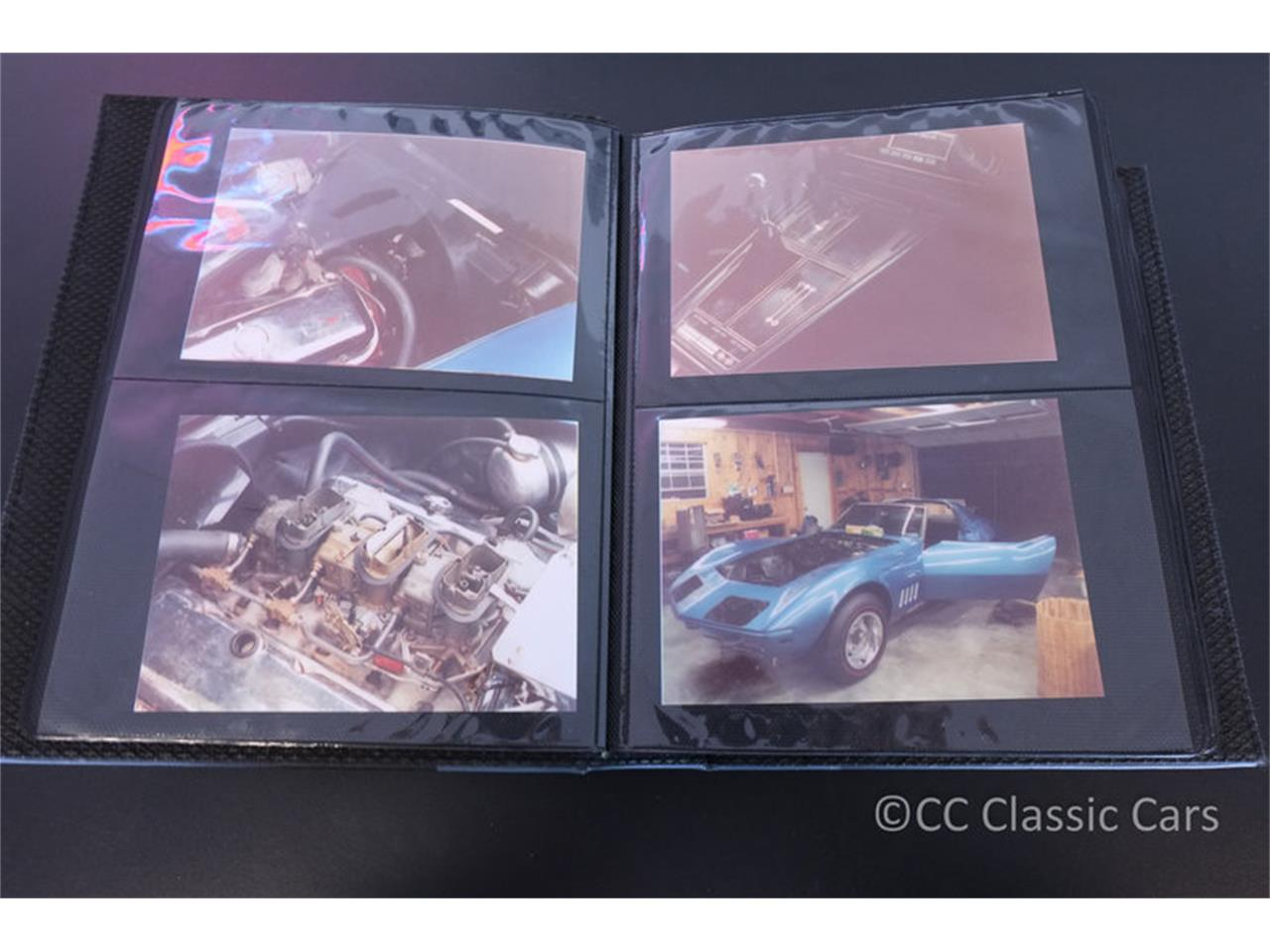 Large Picture of Classic 1969 Corvette - HYYM