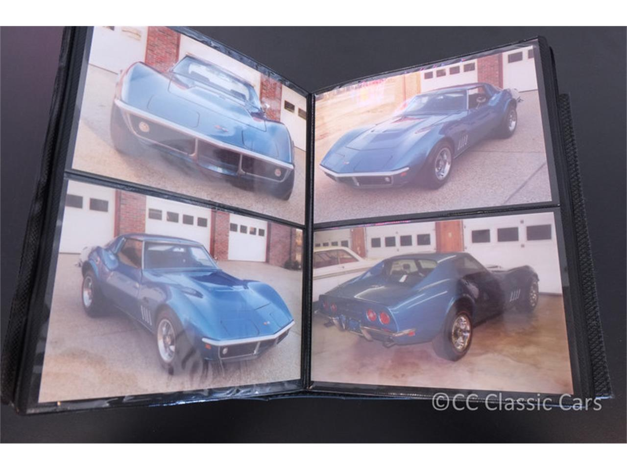 Large Picture of Classic 1969 Chevrolet Corvette Offered by CC Classic Cars - HYYM