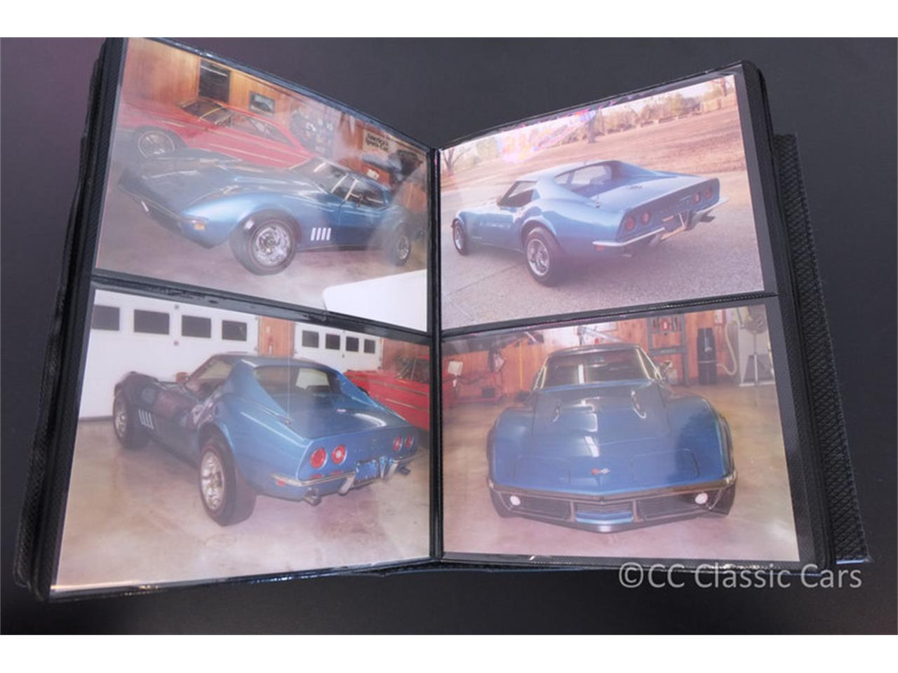 Large Picture of Classic '69 Corvette - HYYM