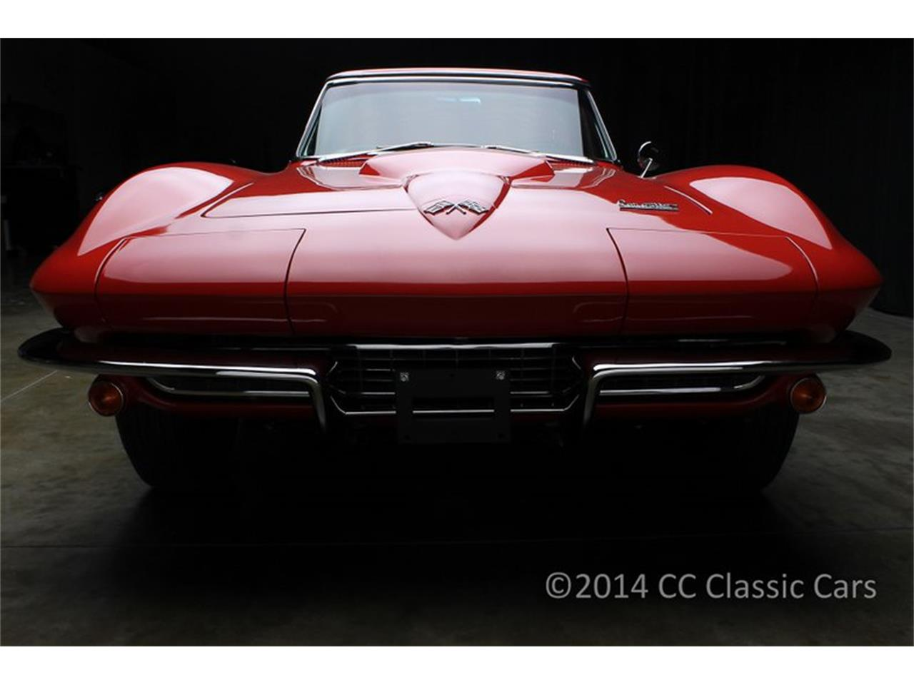 Large Picture of Classic 1966 Corvette located in West Chester Pennsylvania Auction Vehicle - HZ0A