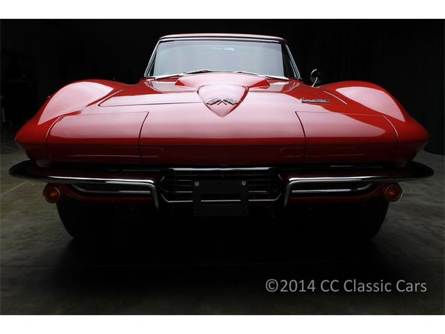 Picture of Classic 1966 Chevrolet Corvette located in West Chester Pennsylvania Offered by  - HZ0A