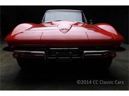 Picture of Classic 1966 Chevrolet Corvette Auction Vehicle Offered by CC Classic Cars - HZ0A
