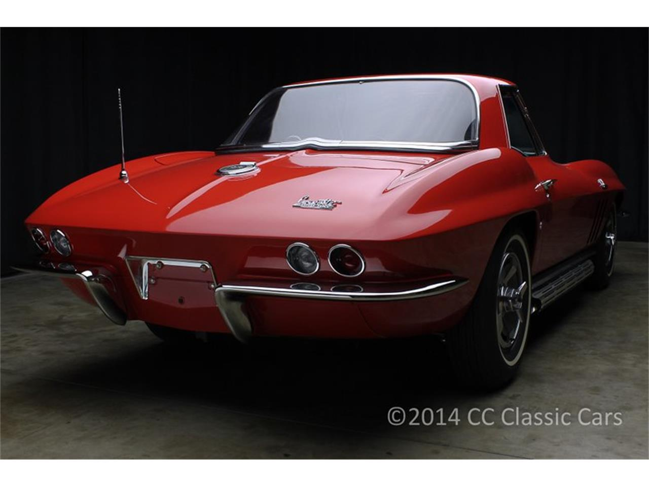 Large Picture of '66 Corvette located in West Chester Pennsylvania - HZ0A